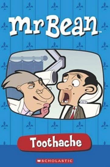 Newton Robin: Level 2: Mr Bean Toothache+CD (Popcorn ELT Primary Readers)