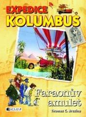 Brezina Thomas: Expedice Kolumbus – Faraonův amulet