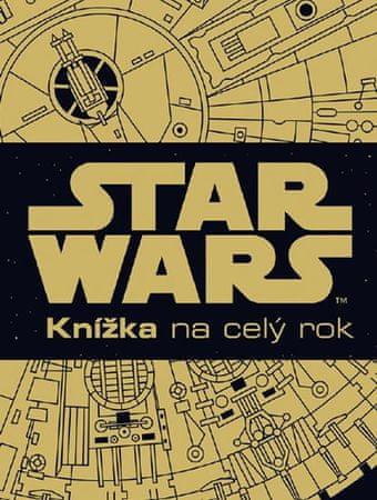 Disney Walt: Star Wars - Knížka na celý rok 2015