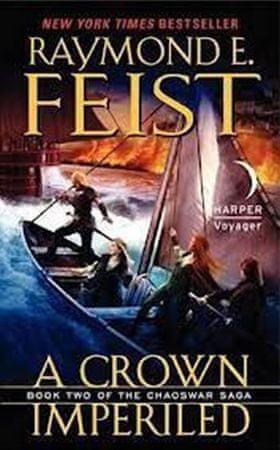 Feist Raymond E.: A Crown Imperiled