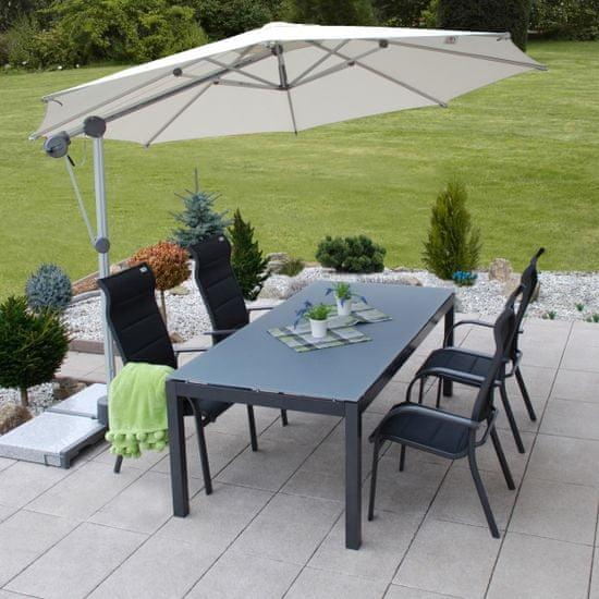 Doppler vrtna miza, 150 x 90 cm