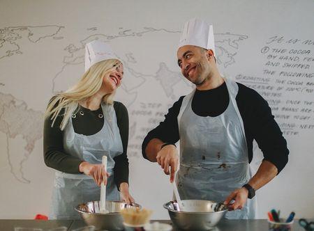 Poukaz Allegria - kurz výroby čokolády pro dva Praha