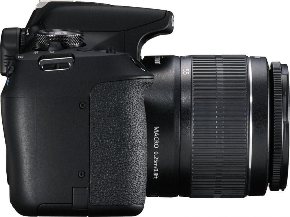 Canon EOS 2000D + 18-55 IS + LP-E10 (2728C010AA)