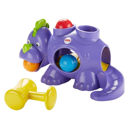 Fisher-Price dinozaver s kladivom
