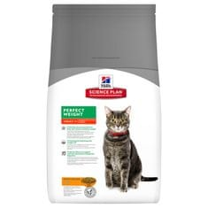 Hill's hrana za odrasle mačke Feline Perfect Weight, 3 kg
