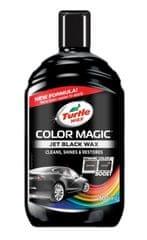 Turtle Wax Autovosk Color Magic, s voskem Carnauba, černý, 500 ml