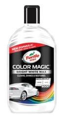 Turtle Wax Autovosk Color Magic, s voskem Carnauba, bílý, 500 ml