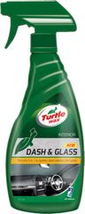 Turtle Wax Čistič plastů a skel Dash & Glass, 500 ml