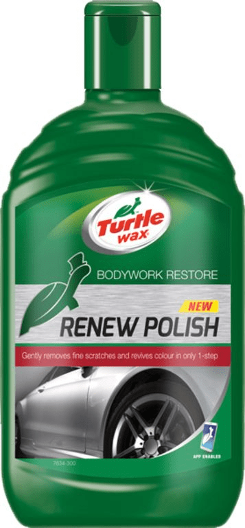 Turtle Wax Leštidlo pro renovaci, Renew Polish, 500 ml
