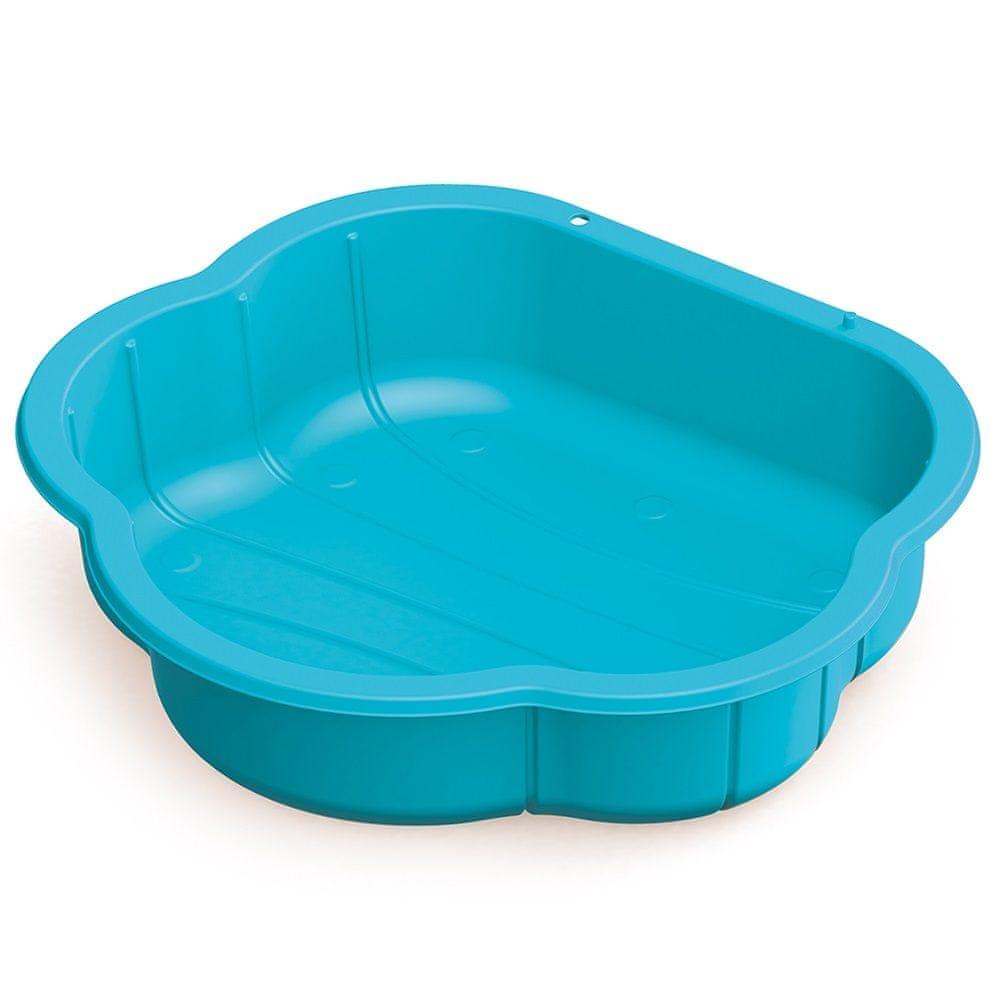 DOLU Pískoviště plastové Mušle Modrá