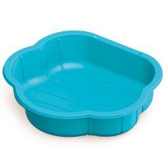 DOLU Homokozó műanyag kagyló, kék