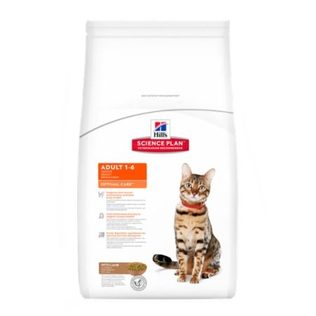 Hill's Feline Adult Lamb 10 kg