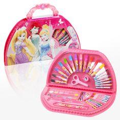 Let's play Hercegnős kreatív bőrönd, 49 darabból álló