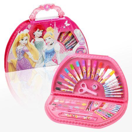 Let's play Princeznin kufrík na maľovanie, 49 dielov