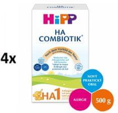 HiPP HA 1 Combiotic - 4x500g