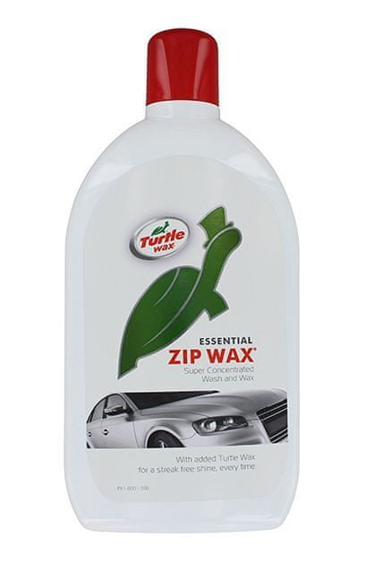 Turtle Wax Autošampon s voskem, Zip Wax, koncentrát, 1 l