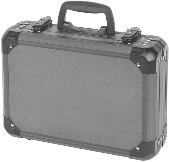 BaseTech Hliníkový kufrík na náradie (1409411)