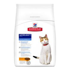 Hill's SP Mature Adult Adult Longevity Chicken macskaeledel - 10 kg