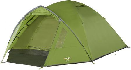 Vango šotor Tay 400 Treetops, zelen