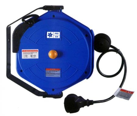 OMEGA AIR navijalec ProAir z električnim kablom, 17 m, 3 x 1,5 mm2