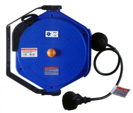OMEGA AIR navijalec ProAir z električnim kablom, 17 m, 3 x 2,5 mm2