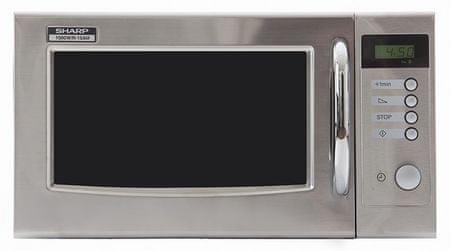 Sharp R15AM Mikrohullámú sütő