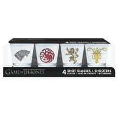 Sada panáků Game of Thrones (0,5 l)