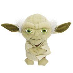 Klíčenka Star Wars - mluvící Yoda