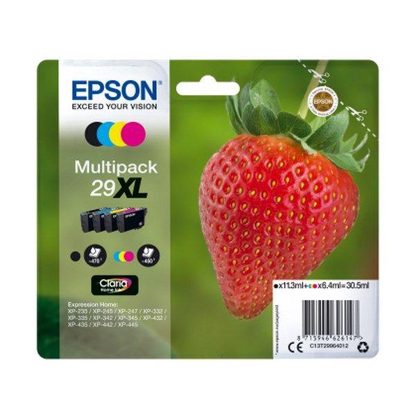 Epson Multipack 4-colours 29XL (C13T29964012)