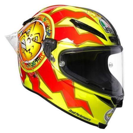 AGV závodné moto prilba PISTA GP R Rossi 20years-Limitovaná edícia ... 37f6ee96350