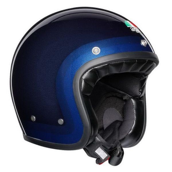 AGV přilba X70 Trofeo modrá (kolekce Legends) vel.L (59cm)