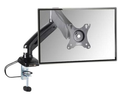 """VonHaus namizni nosilec za monitor do diagonale 68,6 cm (27""""), 2x USB"""