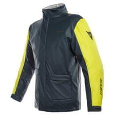 Dainese nepromokavá moto bunda (nepromok)  STORM černá/fluo-žlutá