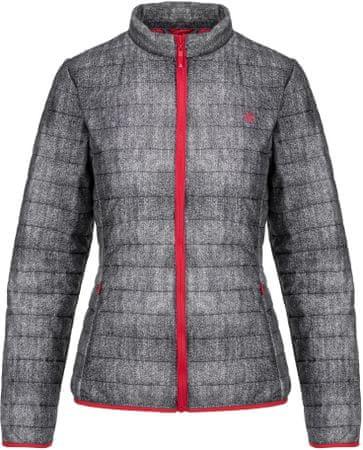 Loap ženska jakna Ilsa, siva, L
