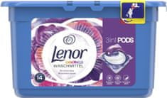 Lenor gélové kapsuly Flower Bouquet 14 ks