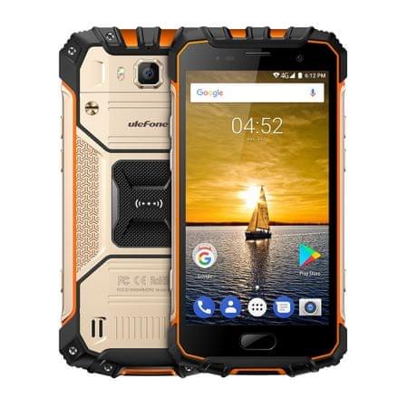 Ulefone mobilni telefon Armor 2, zlat