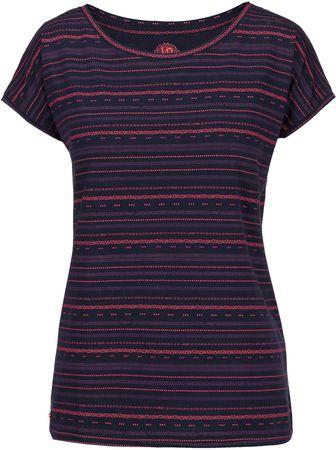 Loap Alia Rövid ujjú női póló kék L  b0cdfe8f03