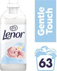 Lenor Gentle Touch aviváž 1,9 l (63 praní)