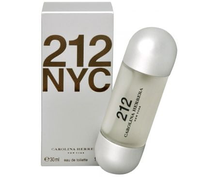 Carolina Herrera 212 - woda toaletowa 30 ml