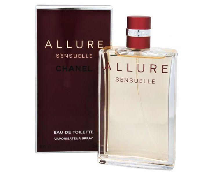 Chanel Allure Sensuelle Eau De Toilette - EDT 100 ml