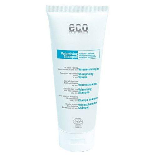 Eco Cosmetics Šampon na objem BIO s lipovým květem a kiwi 200 ml