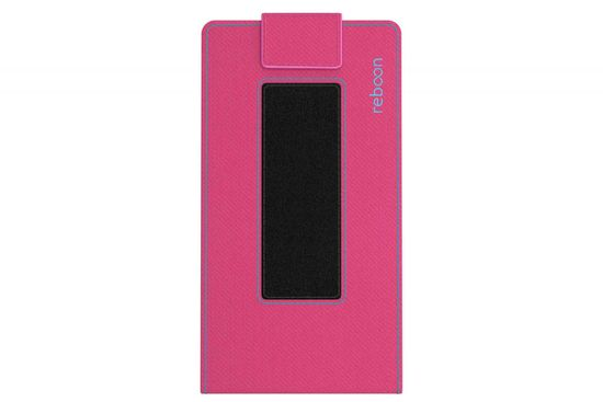 Reboon univerzalna torbica Boonflip XS, roza