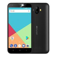 Ulefone S7, 1GB/8GB, DualSIM, fekete