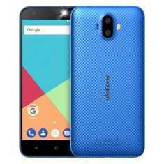 Ulefone S7, 1GB/8GB, DualSIM, modrý