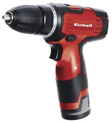 Einhell akumulatorski vrtalnik TH-CD 12-2 Li (12 V, 1 x 1.3 Ah baterija, 24 Nm)