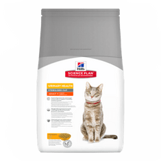 Hill's Feline Adult Urinary Sterilised 8 kg macskaeledel
