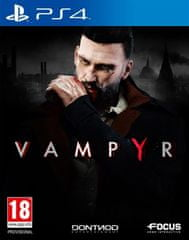 Focus Vampyr (PS4)