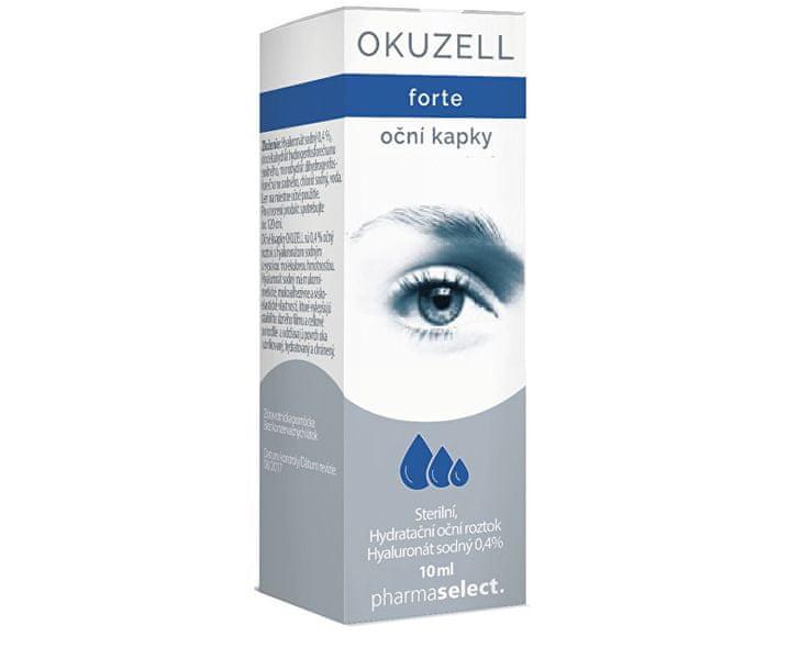 Agency MM Health OKUZELL FORTE oční kapky 10 ml