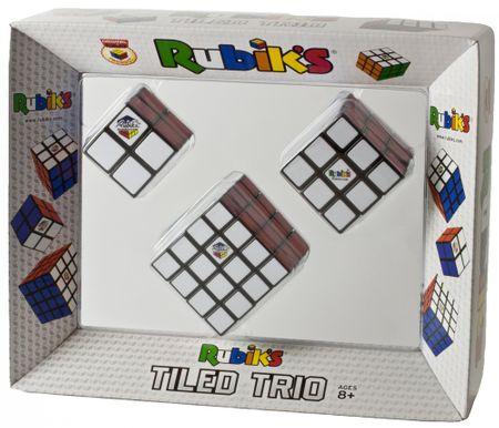 Rubik Rubiks: Zestaw : 4X4, 3X3, 2X2 RUB3008