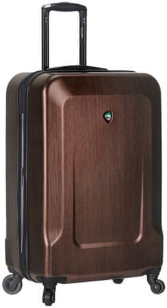 Mia Toro kovček M1535/3S, rjav